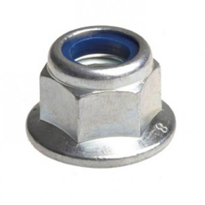 M6 Nut with Flange Ice Racing