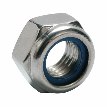 M6 Nylon Insert Nut for Ice Racing